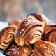 Homemade cinnamon and cardamom rolls - PhotoDune Item for Sale