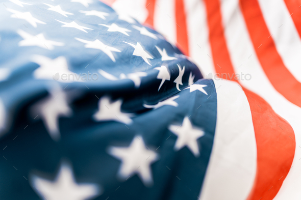the USA celebrate 4th of July. - Stock Photo - Images