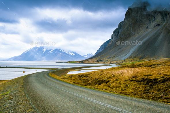 Nature of Iceland travel photo - Stock Photo - Images