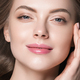 Close up woman face beautiful skin lips eyes - PhotoDune Item for Sale