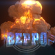 Explosion Glitch Logo - VideoHive Item for Sale