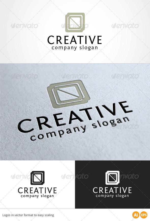 Creative Logo - Symbols Logo Templates