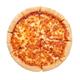 Neapolitan pizza Margherita isolated on white background. - PhotoDune Item for Sale