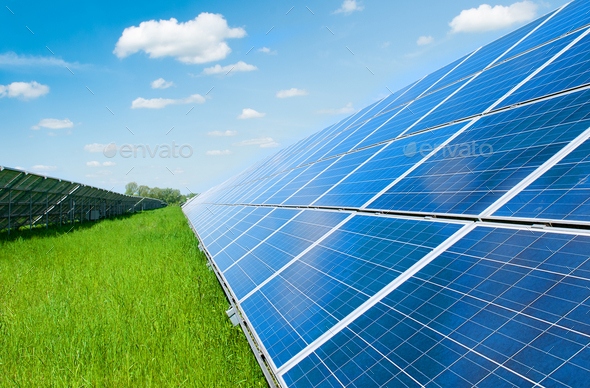 clean technology - Stock Photo - Images