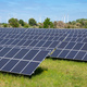 Solar panels with wind turbines - PhotoDune Item for Sale