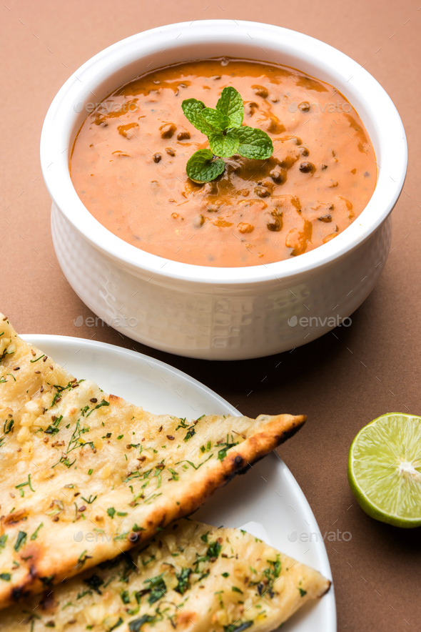 Dal Makhani - Stock Photo - Images