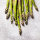 Fresh green asparagus. Healthy eating concept. - PhotoDune Item for Sale