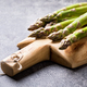 Fresh green asparagus. Healthy eating concept. Food for vegetarians. - PhotoDune Item for Sale