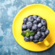 Fresh Fresh blueberries .Concept  Healthy Food. Diet Nutrition - PhotoDune Item for Sale