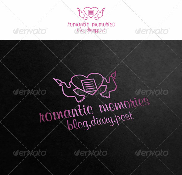 Romantic Memories Logo - Symbols Logo Templates