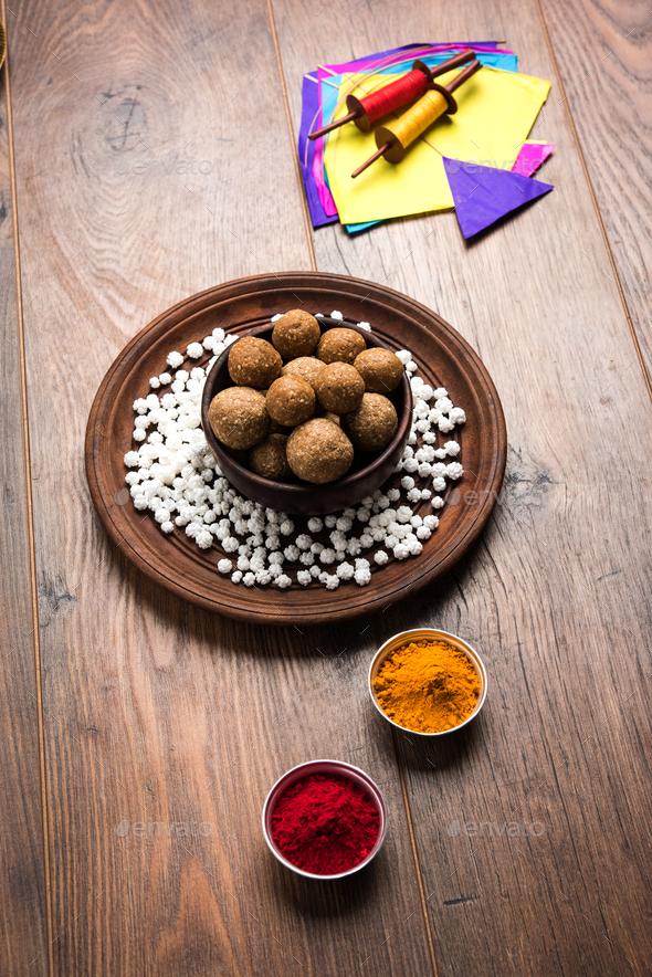 Makar Sankranti Festival - Stock Photo - Images