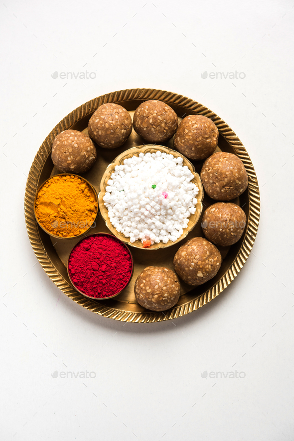 Tilgul Ladoo - Stock Photo - Images