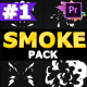 Cartoon Smoke | Premiere Pro MOGRT - VideoHive Item for Sale