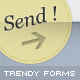 Trendy Web2.0 Feedback Forms - GraphicRiver Item for Sale