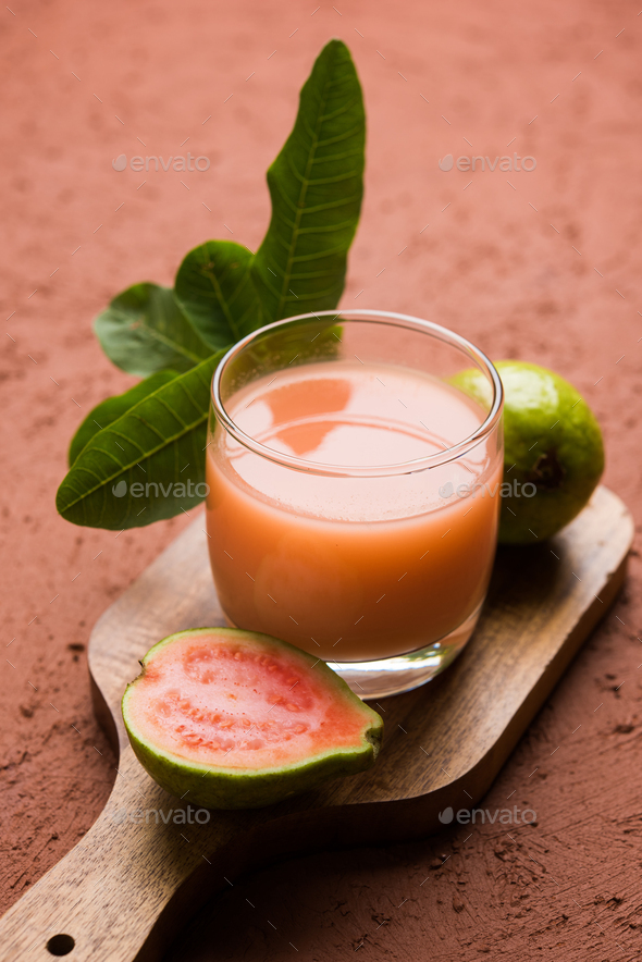 Guava Juice - Stock Photo - Images