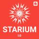 Starium - Responsive News & Magazine Blogger Template