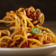 Italian pasta food with tomato sauce - PhotoDune Item for Sale