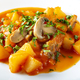 Stew made from potatoes, mushrooms and herbs - PhotoDune Item for Sale