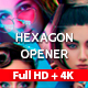 Hexagon Opener - VideoHive Item for Sale