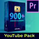 Youtube Pack - Transitions & Assets - VideoHive Item for Sale