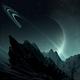 Alien planet landscape - PhotoDune Item for Sale