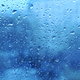 Natural water drops on window glass - PhotoDune Item for Sale