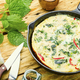 Italian omelet with herbs - PhotoDune Item for Sale