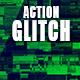 Glitch Beat Intro Logo