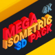 Isometric Mega Pack - VideoHive Item for Sale