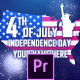 USA Independence Day Opener - Premiere Pro - VideoHive Item for Sale