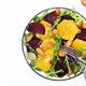 Beetroot Salad with Orange, arugula and almonds nut - PhotoDune Item for Sale