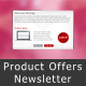Product Offers Newsletter Nulled