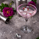 Pink cocktail Margarita with rose syrup - PhotoDune Item for Sale