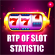 RTP of slot machine statistic
