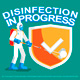 Disinfection - VideoHive Item for Sale