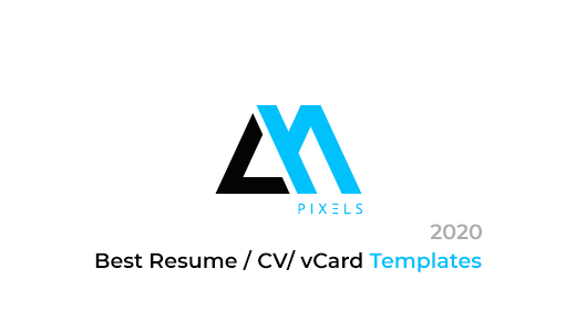 Best Resume, CV, Vcard Templates 2021