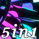 Neon Abstraction - VideoHive Item for Sale
