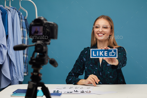 Like time for content - Stock Photo - Images