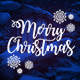 4K Merry Christmas 3d background - VideoHive Item for Sale