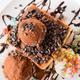 Honey Toast Chocolate ice cream - PhotoDune Item for Sale