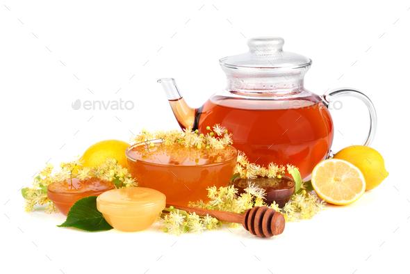 Black tea - Stock Photo - Images