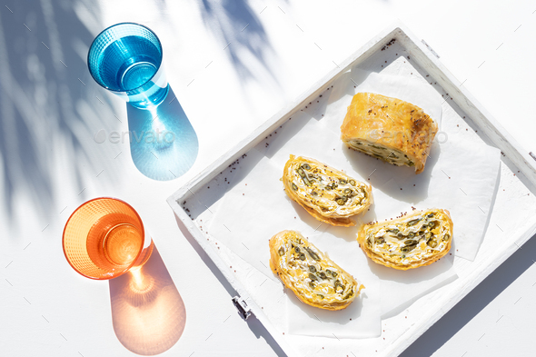 Modern appetizer - Stock Photo - Images