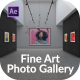 Fine Art Photo Gallery - VideoHive Item for Sale