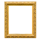 Rectangle decorative golden picture frame - PhotoDune Item for Sale