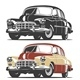 Vector Retro Car - GraphicRiver Item for Sale