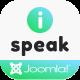 iSpeak - Joomla Language School Portal Theme, Education Center, and Online Courses