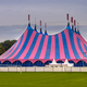 Circus tent striped summer sky - PhotoDune Item for Sale