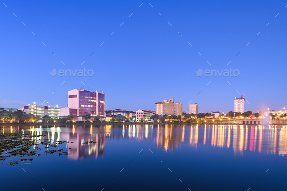 Lakeland, Florida, USA - Stock Photo - Images