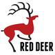 Red deer logo - GraphicRiver Item for Sale