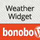 Bonobo - Weather Widget